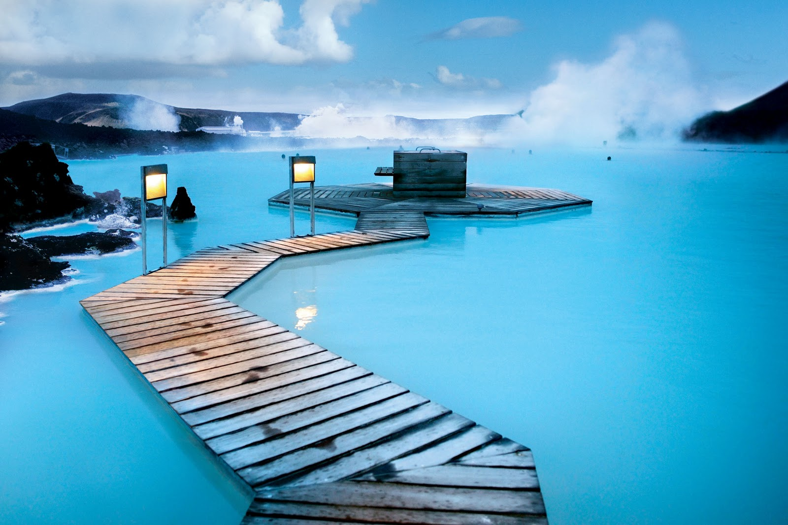 The Blue Lagoon Easy Travel Holidays In Finland