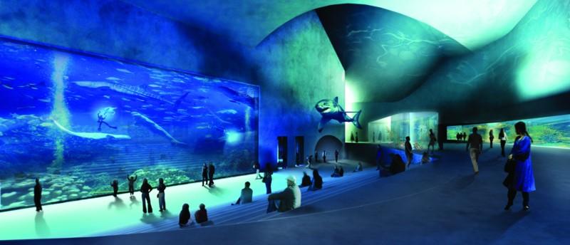 National Aquarium Denmark, Copenhagen
